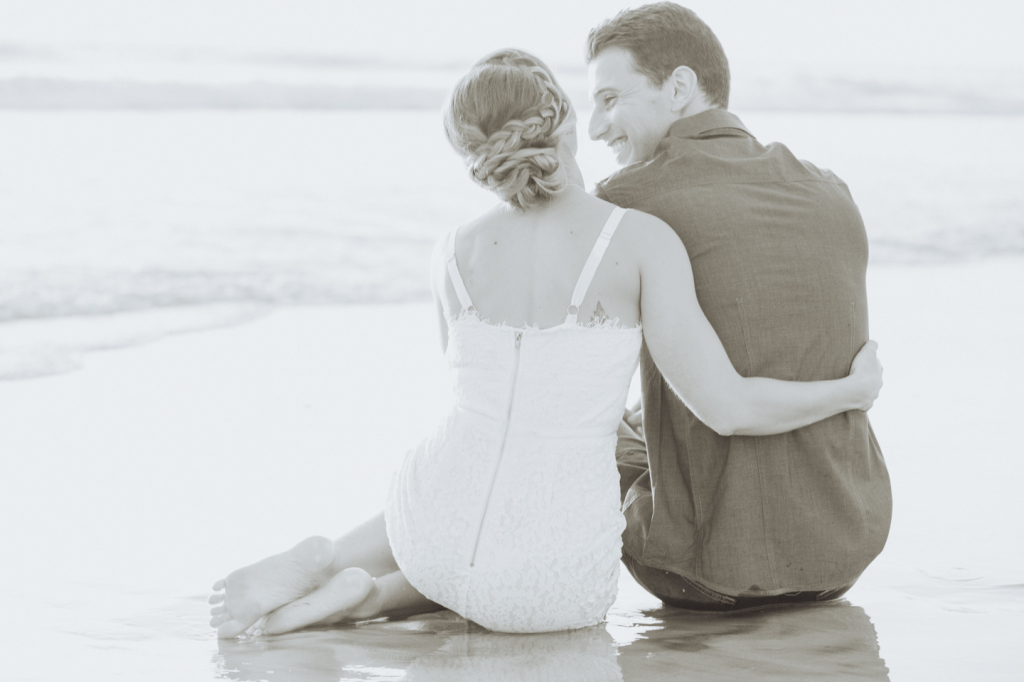 San Diego engagement photographer in La Jolla